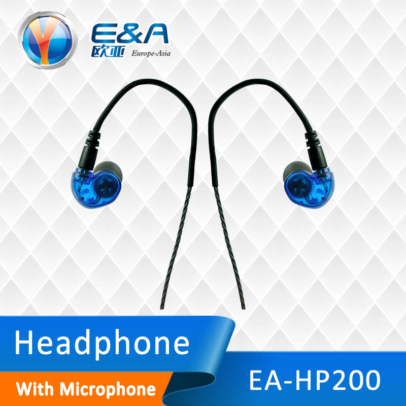 New products mobile sport speakers head phones earphone in ear for iPhone android phones