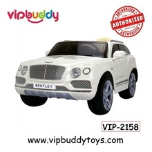 Hot sale licensed Bentley Bentayga ride on toys power wheels