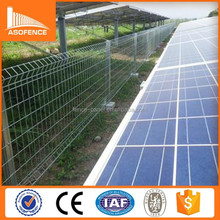 Hot Sale Japan 50 kW low-voltage solar power plant superlative class fence
