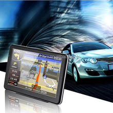 "7"" HD LCD Touch Screen WinCe 6.0 Car GPS Navigation with Internal DDR128MB/1G 4GB/8G/16G/256G Nand Flash and Free Lifetime Maps"