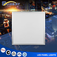 led panel 600*600 CE listed 40W 600*600 led panel light, office light fitting