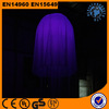 Clorful Lighting Party Decorations With Inflatable Jellyfish