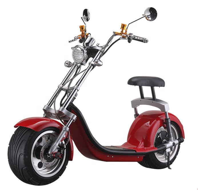 2 wheel adult <strong>electric</strong> scooter 2000W citycoco scooter type N5