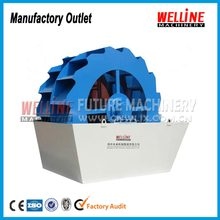 mining plant factory outlet good function wheel sand washer