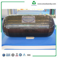 ISO11439 Aluminum Liner CNG Cylinder Type 3 with Carbon Fiber