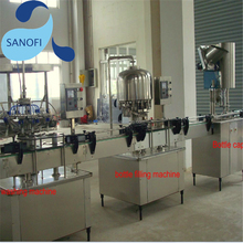 fully automatic mineral water bottle filling machine/drinking water making machine
