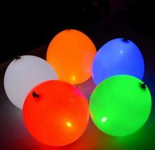 wedding decoration balloon led lights with EN71 Certificate