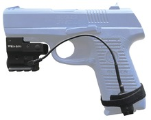 "Vector Optics Mini Green Laser Sight 45mm 1.8"" Fit Sub Compact, Compact, Standard Size Pistol"