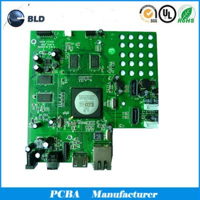 High Quality Audio Amplifier PCB Assembly/Multilayer Substrate FR4 PCB Supplier with SMT Assembly Services