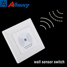 Energy Saving Hot New Products Wireless Wall Touch Micro Switch infrared sensor switch