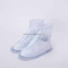 Reusable PVC Plastic High Heel Rain Shoe Covers