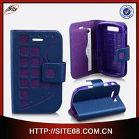 Latest mobile phone hybrid tpu leather case for bb9800