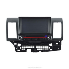 LSQ Star android 5.1 Car audio for Mitsubishi lancer 2010-2011 with dvd navi RDS Bluetooth ipod SWC USB SD