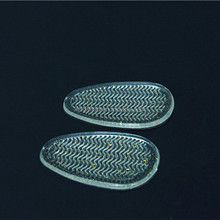 plastic foot pads,foot support insoles,silicone shoe cushion