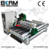 CNC router machine /cnc wood working machine /cnc cutting and engraving machine with ATC tool changer for wholesale