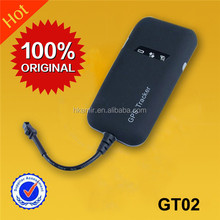 GSM/GPRS/GPS Car Tracker Gps Vehicle Tracking Device GT02 4 Band new/ Cutting Oil/Circuit Relay Works Worldwide