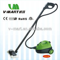 See larger image household tile steam cleaner with abundant accessories for various uses