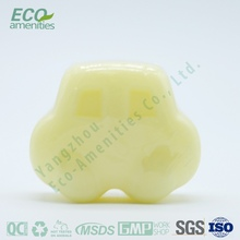 Biodegradable High End rose shape soap is soap