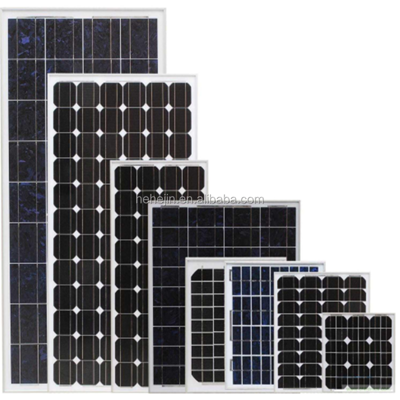 9v 5W Mono Silicon Solar panels module 18cell TUV UL CE ROHS for villa GOLF RVS Boats household PV system