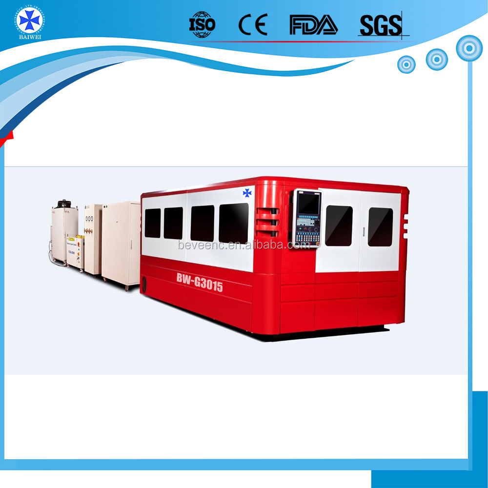 2015 Hot Selling automatic laser cnc machine Pickling Plate Electrical Cabinet Kitchenware Medical use