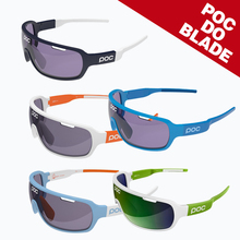 POC DO BLADE Bicycle Sunglasses Polarized Anti-Fog 3 lens Cycling bici velo Glasses Bike Casual Goggles Outdoor sports Ciclismo