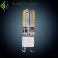 China Manufacturer 2.5W 240LM LED Light G9/ LED G9