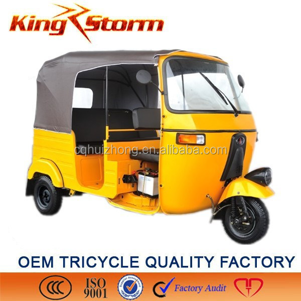 SONCAP/EEC Rickshaw manufacturer 150cc 3 Wheel indian motorcycle three wheel scooter with roof