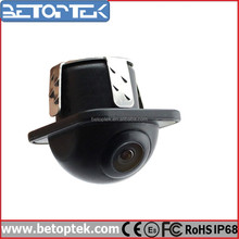 Waterproof car sensor parking camera for front and rear, mirror image switched