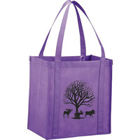 Non woven bag big size custom shopping bag