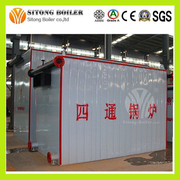 Safety Value 1000KW industrial biomass hot oil boiler supplier