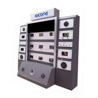 retail shop mobile phone Wall-Mounted Display Cases