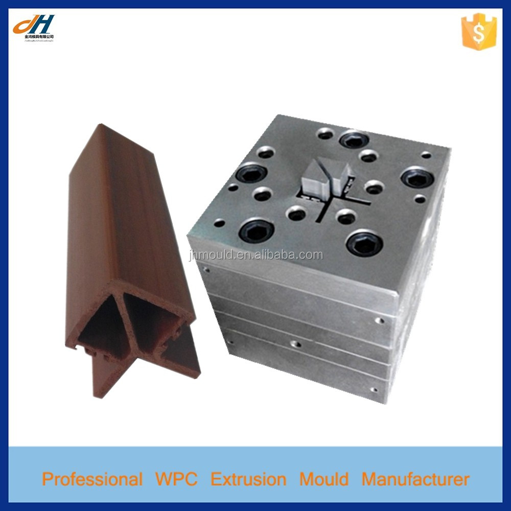 PVC Extrusion Mould Die for Column Edge