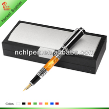 Noverty wholesale promotional metal fountain pen