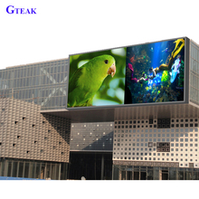 P10 outdoor led display for video advertising billboard