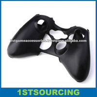 Video Game Silicone Case For Xbox360 Black