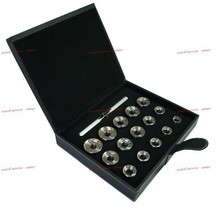 15pcs Watch Case Opener Tool Set for Breitling Watch removal