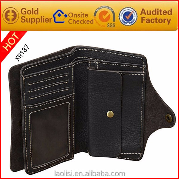 Alibaba leather business card holder wallet money clip for men online shopping