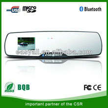 Tailor-made bus/car/taxi DVR rearview mirror
