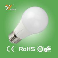 High Quality Aluminium Plastic 560lm E27 7W LED Bulb with CE-LVD/EMC, RoHS, TUV-GS Passed B55AP