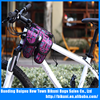 Wholesale Cheap China Bicycle Canvas Front Tube Bag Bicycle Saddle Bag