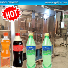 Carbonated Drink Filling Machinery 3-in-1/Bottle Water Filling with 2017 New Tech