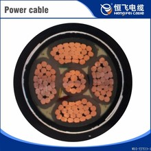 Copper Conductor Low Smoke Halogen Free PVC Cable
