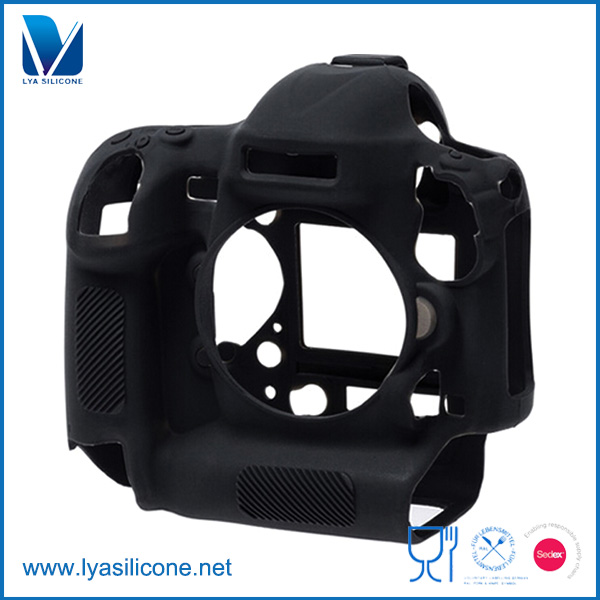 High Quality Custom Silicone Camera Case / Silicone Camera Cover Skin / Protective Housing Camera Case Body Frame Shell Cover