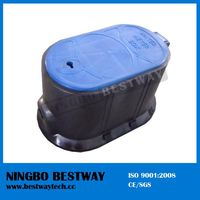 PP plastic water meter box cover