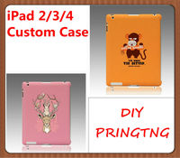 For iPad 2 3 4 Custom Case, Custom Case for iPad mini