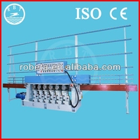 high quality straight line manual glass beveling machines
