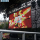 lighted case Panel p1 outdoor digital display board p1.25 led screen