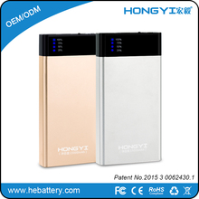 smartphone battery restaurant power bank with best price HE-738L[HONGYI]