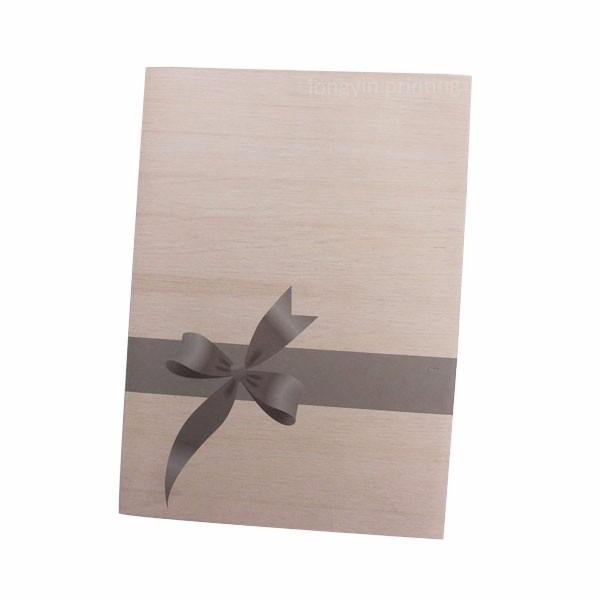 Impressão de pasta de papel pasta de arquivo personalizado