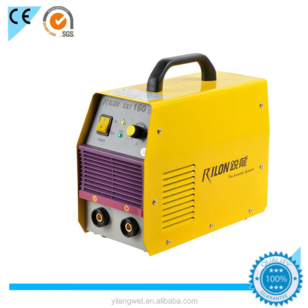 China alibaba supplier rilon portable mma 160 inverter welding machine